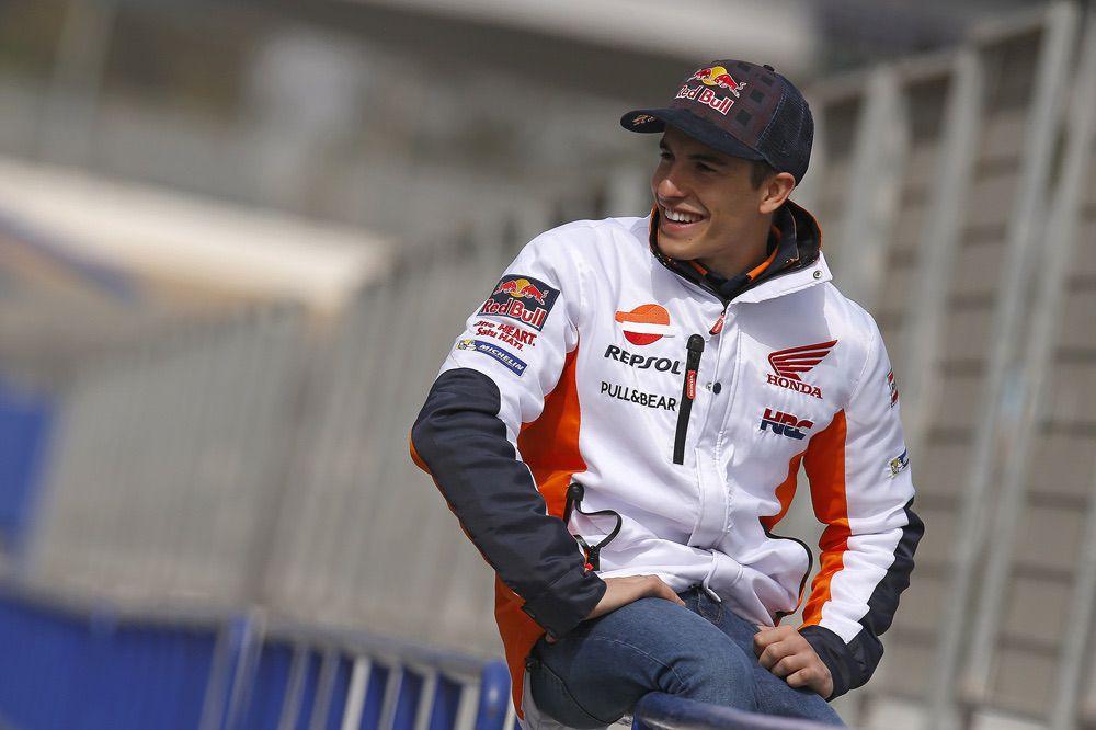 Entrevista a Marc Marquez antes del GP de Qatar 2017 MotoGP