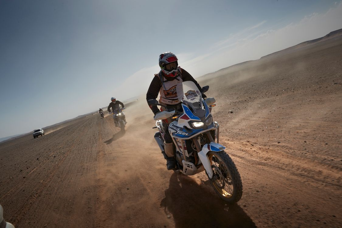 AFRICA TWIN - MOROCCO EPIC TOUR