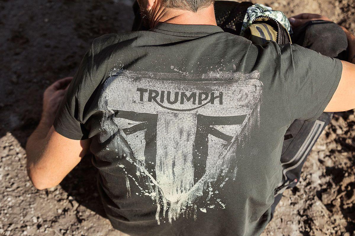 Equipamiento Triumph al mejor precio