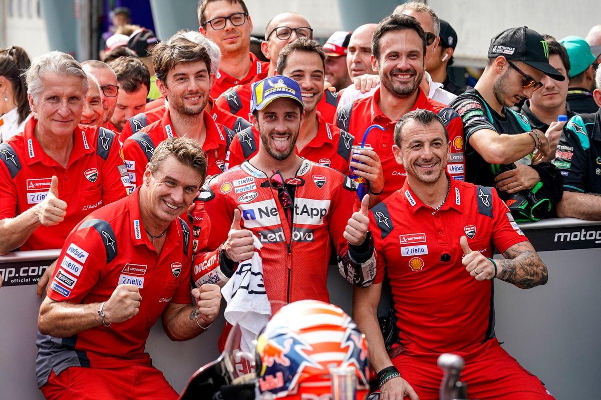 Equipo Ducati MotoGP