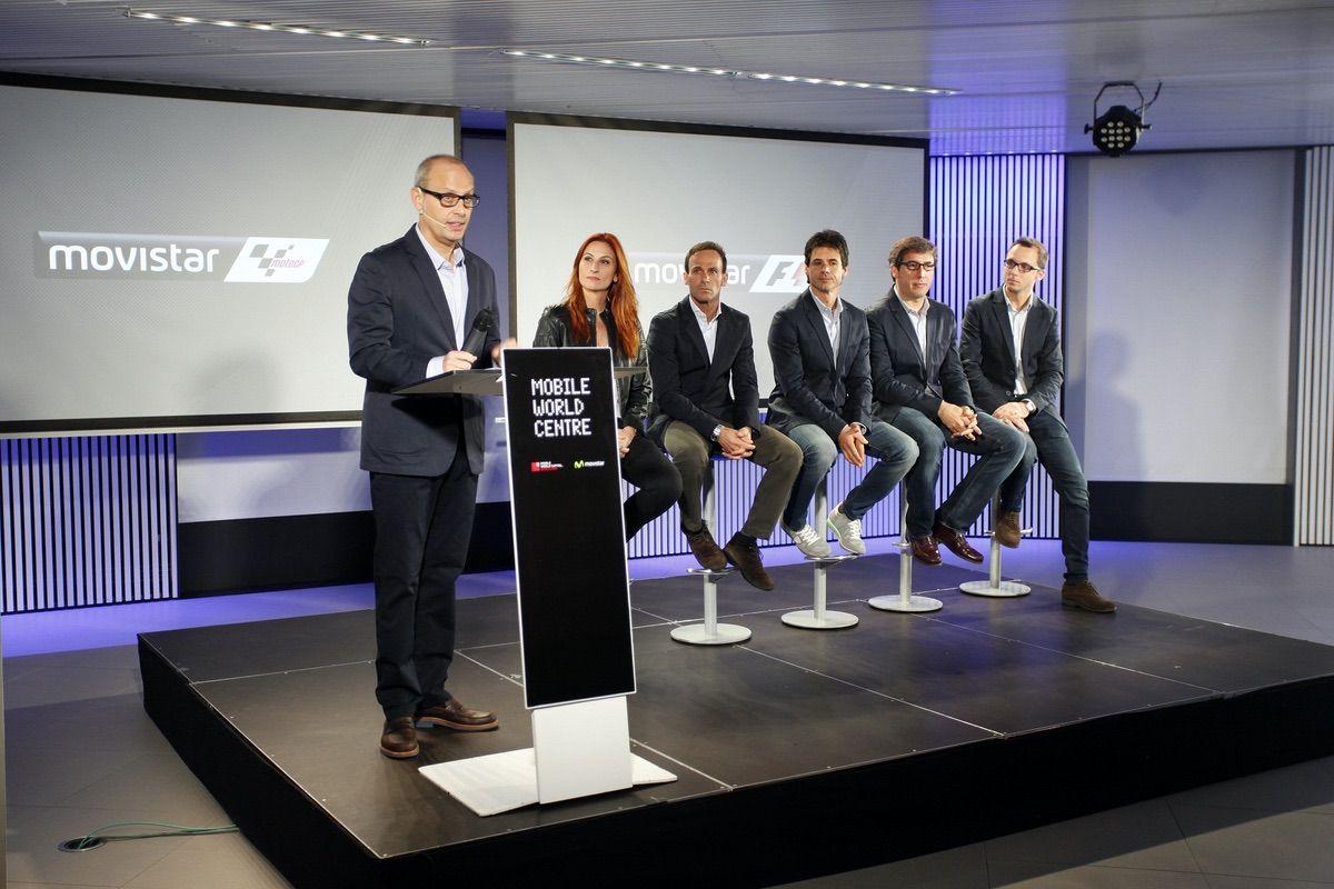 Comentaristas MotoGP Movistar TV