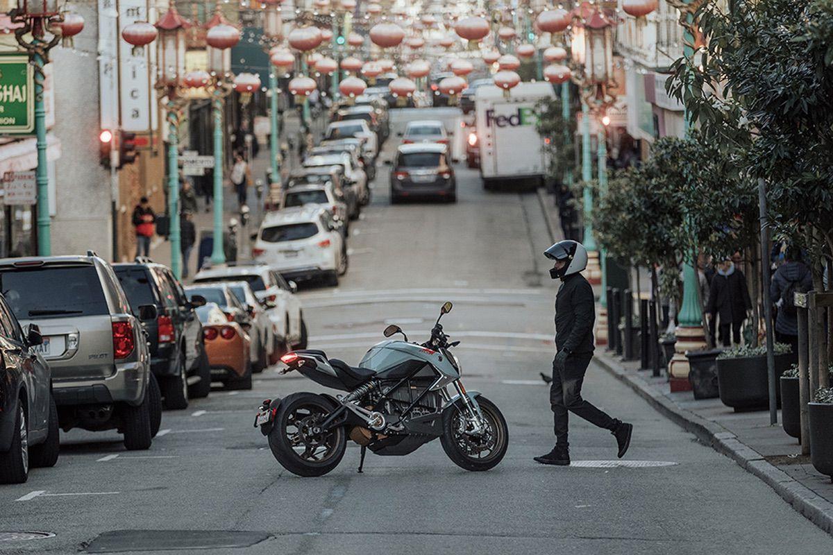 Las motos eléctricas, entrevista a Xabi Chivite de Zero Motos Madrid