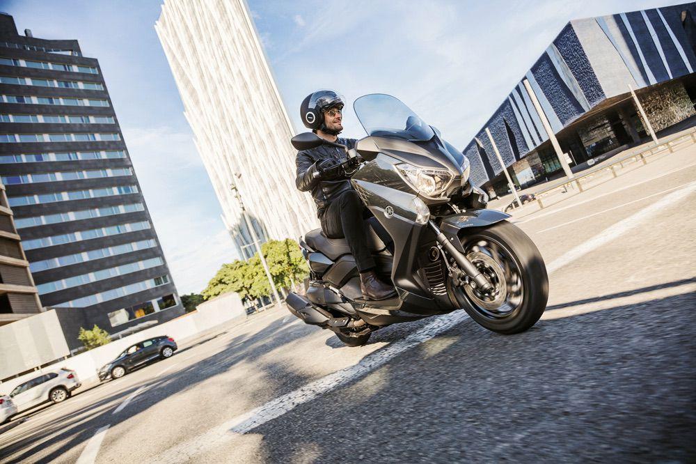 Llegan las etiquetas ecologicas para motos