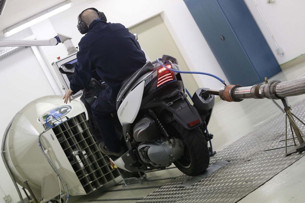 Normativa Euro 4 para motos