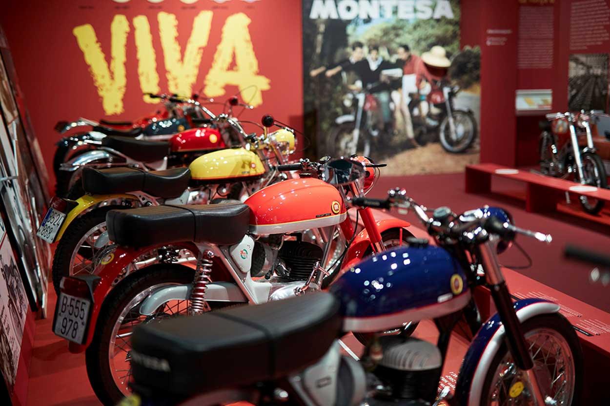 Exposición Historia de Montesa en el Palau Robert de Barcelona