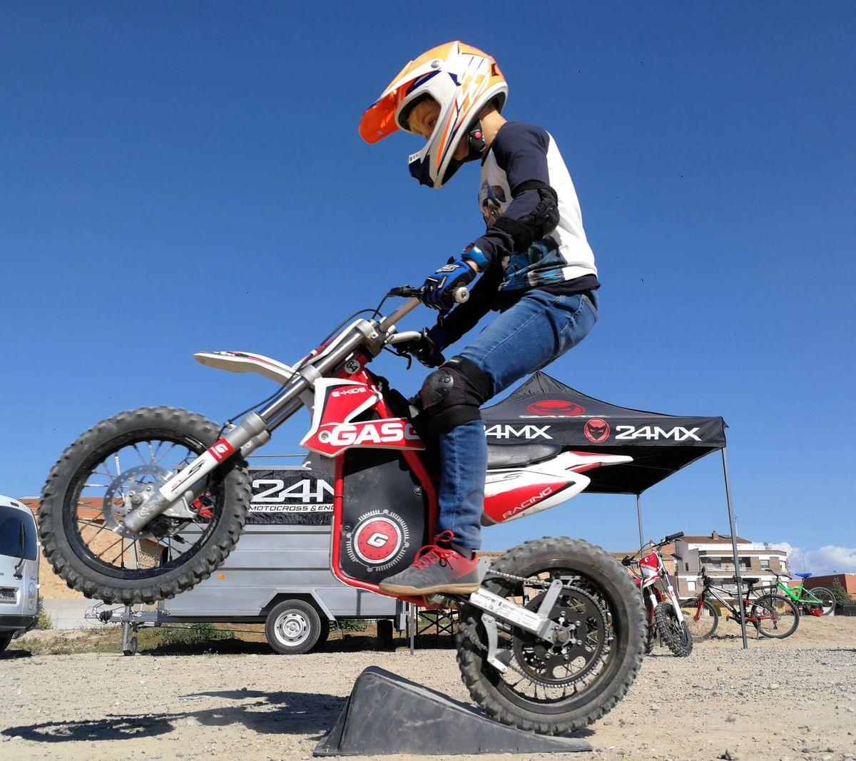 24MX y XLMOTO apuestan por el motociclismo sostenible