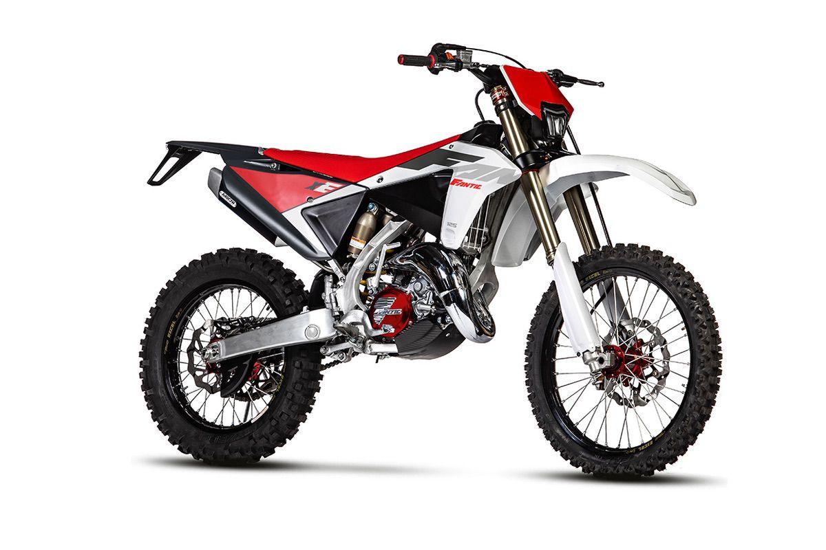 Fantic XE 125 2020