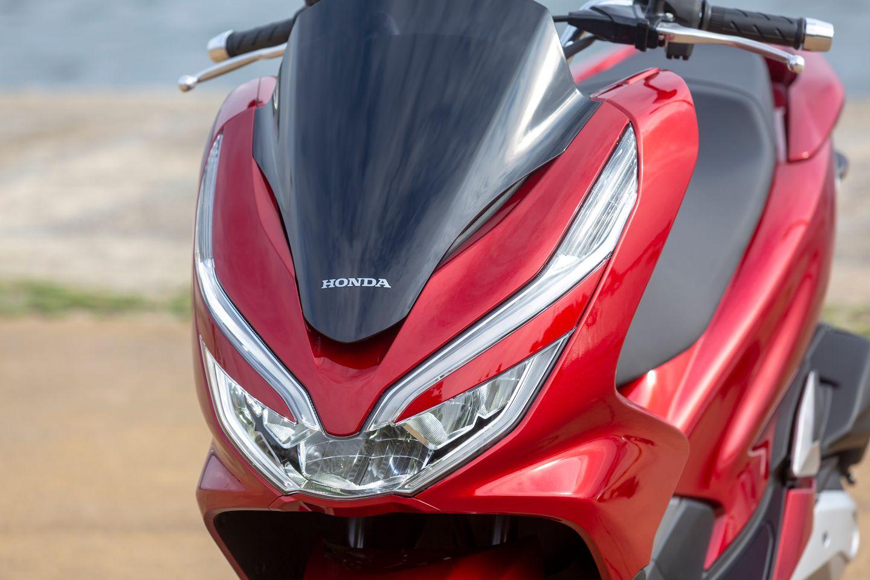 Prueba Honda PCX