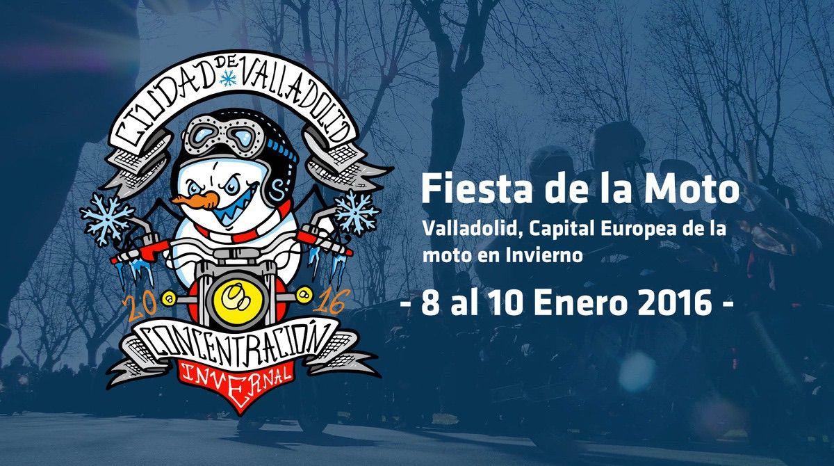 Fiesta de la Moto Valladolid