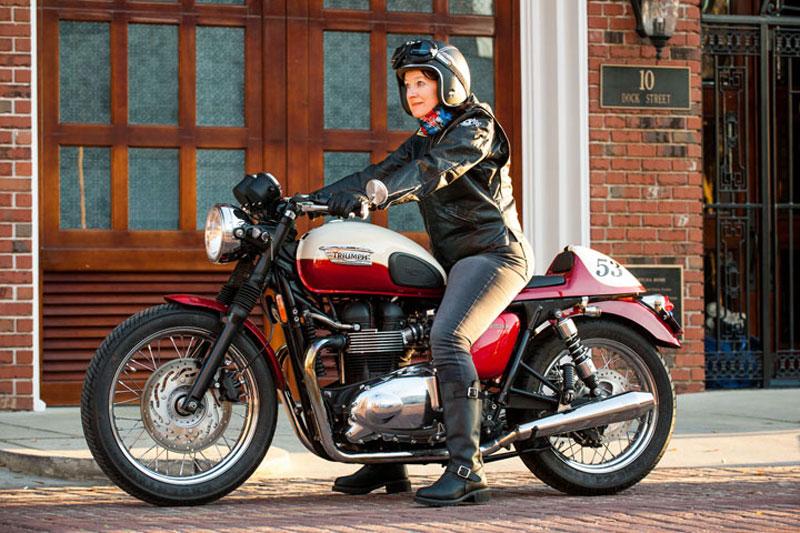 For the Ride, blog de triumph en español