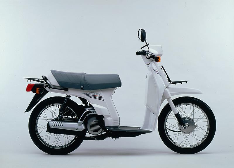 Honda Scoopy SH 80