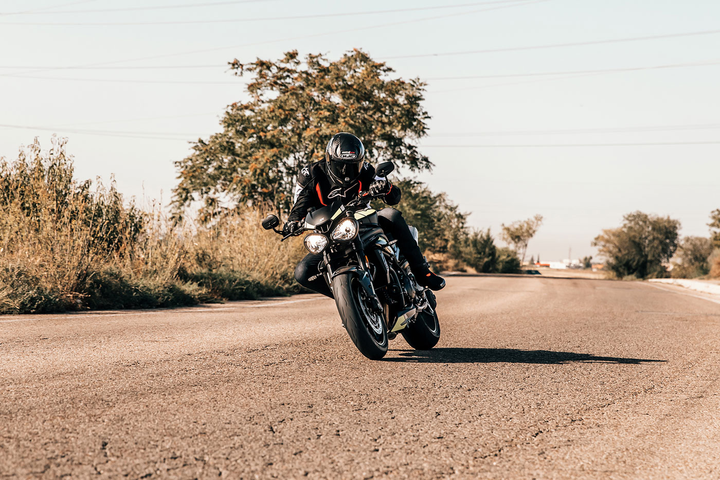 Triumph Speed Triple RS 2019
