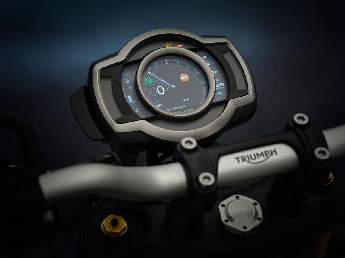 Nuevas Triumph Scrambler 2021