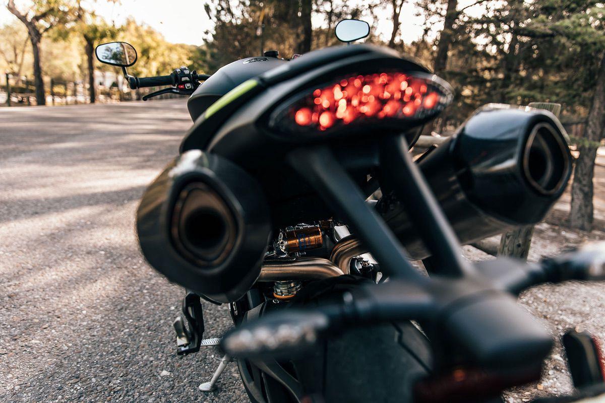 Triumph Speed Triple RS 2019