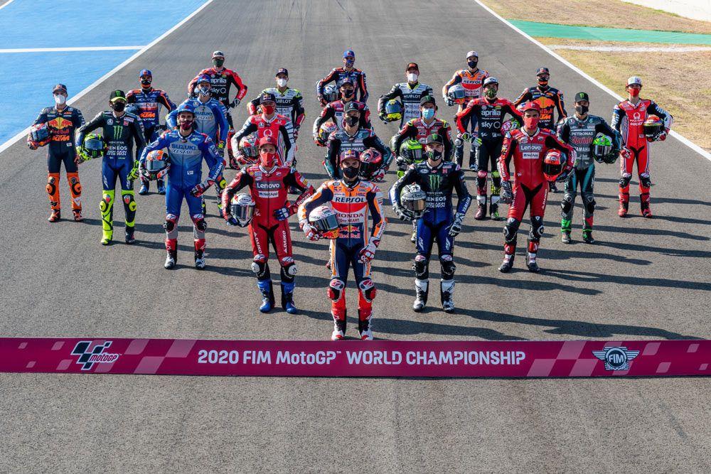 MotoGP a examen. Evaluación final