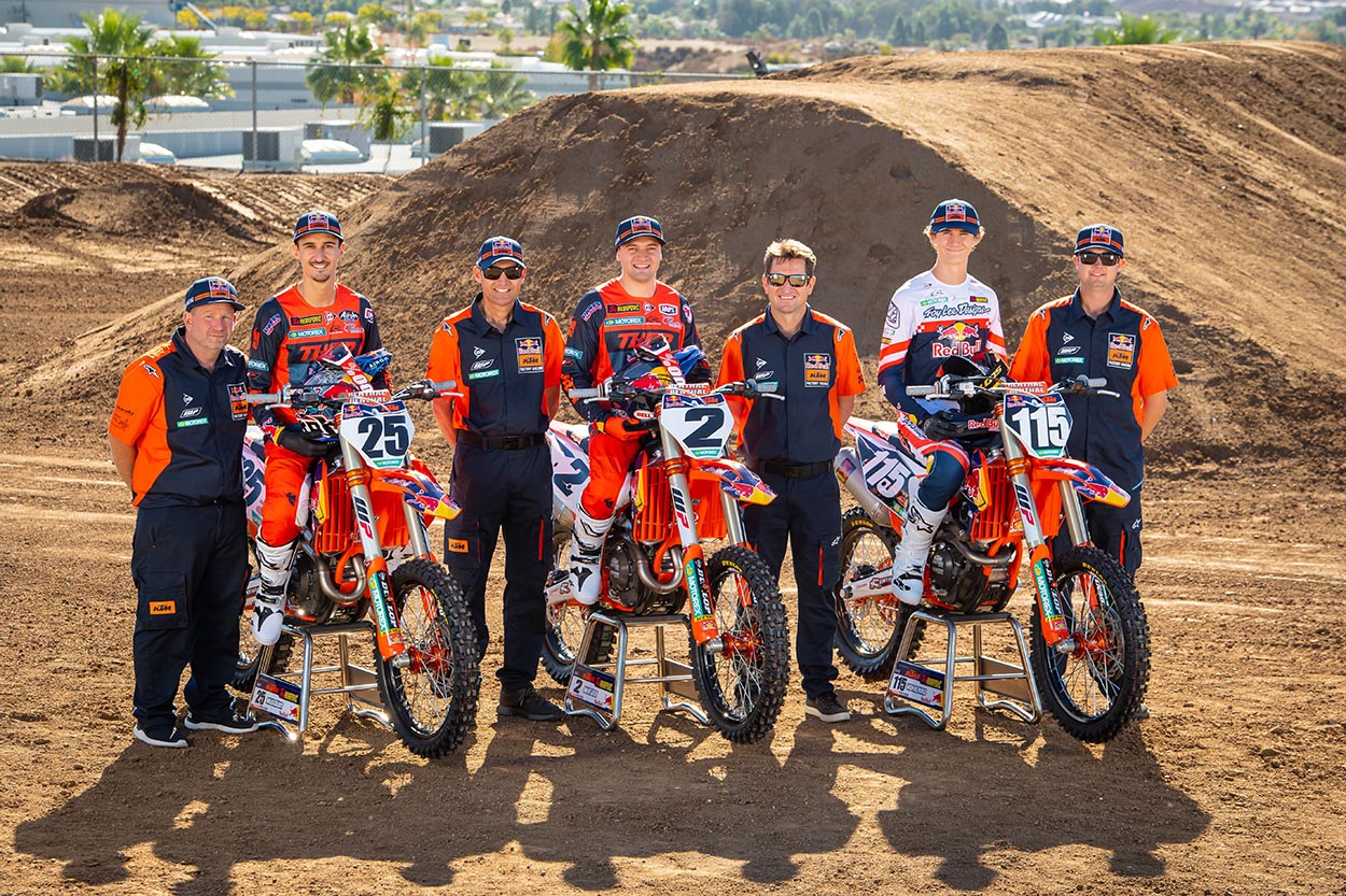 Red Bull KTM Factory Racing Team 2021