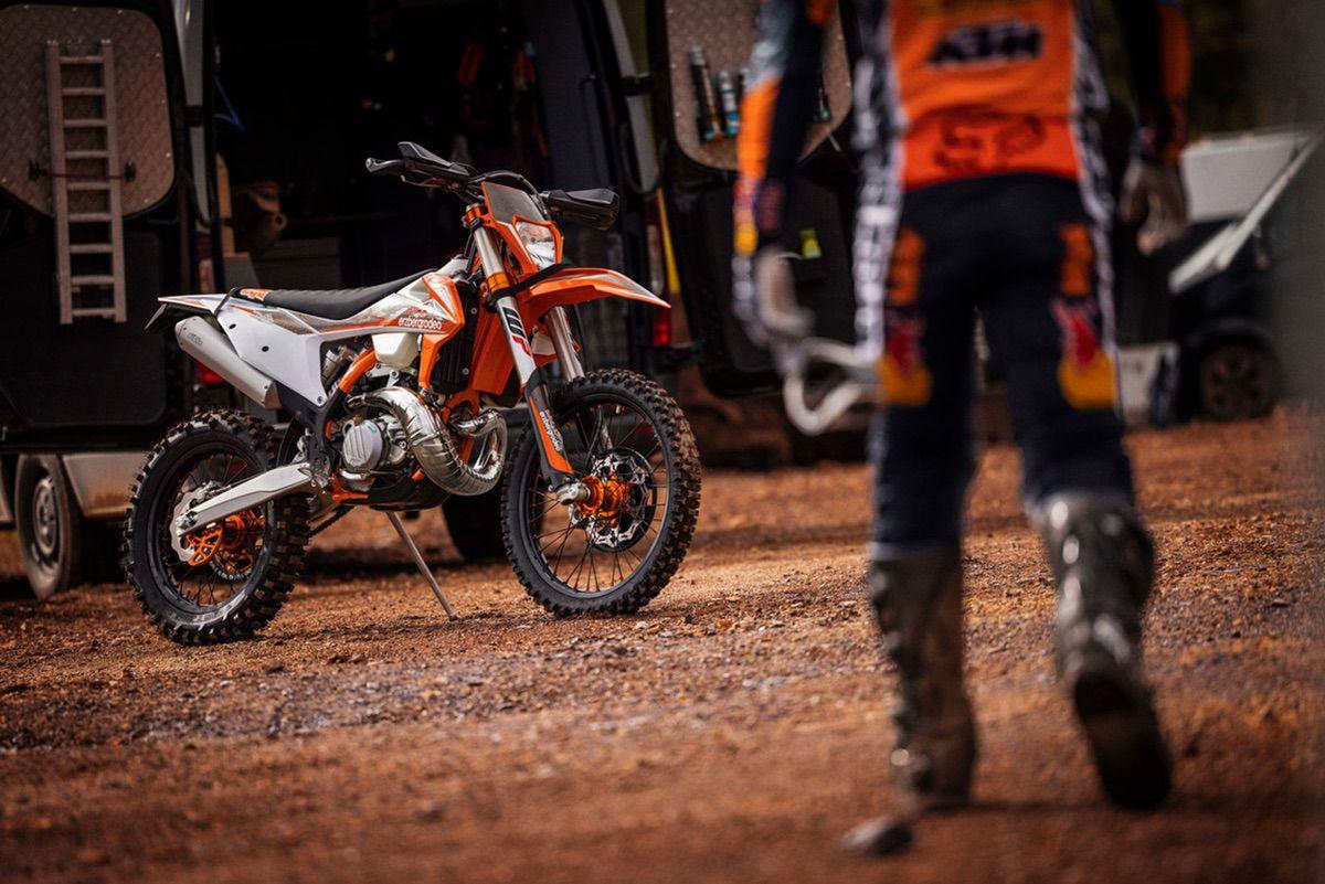 KTM 300 EXC TPI Erzbergrodeo