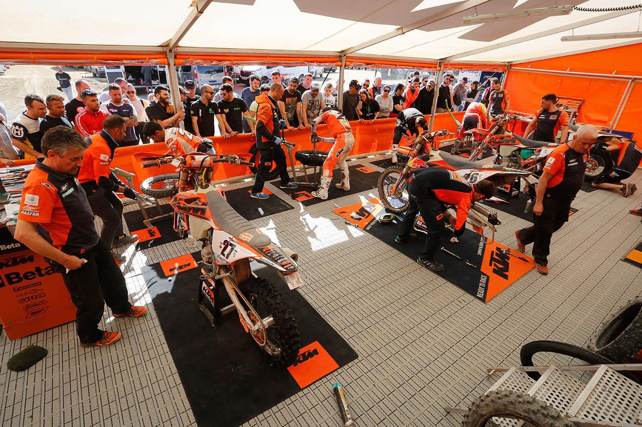 KTM España. Cto. España Enduro 2020