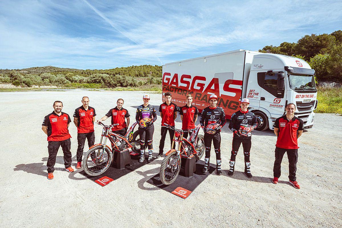 GasGas Factory Racing Team