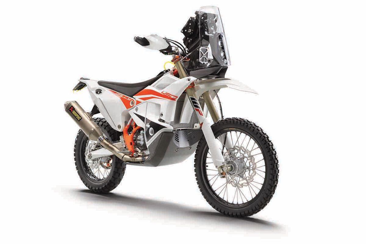 KTM 450 Rally Réplica 2021