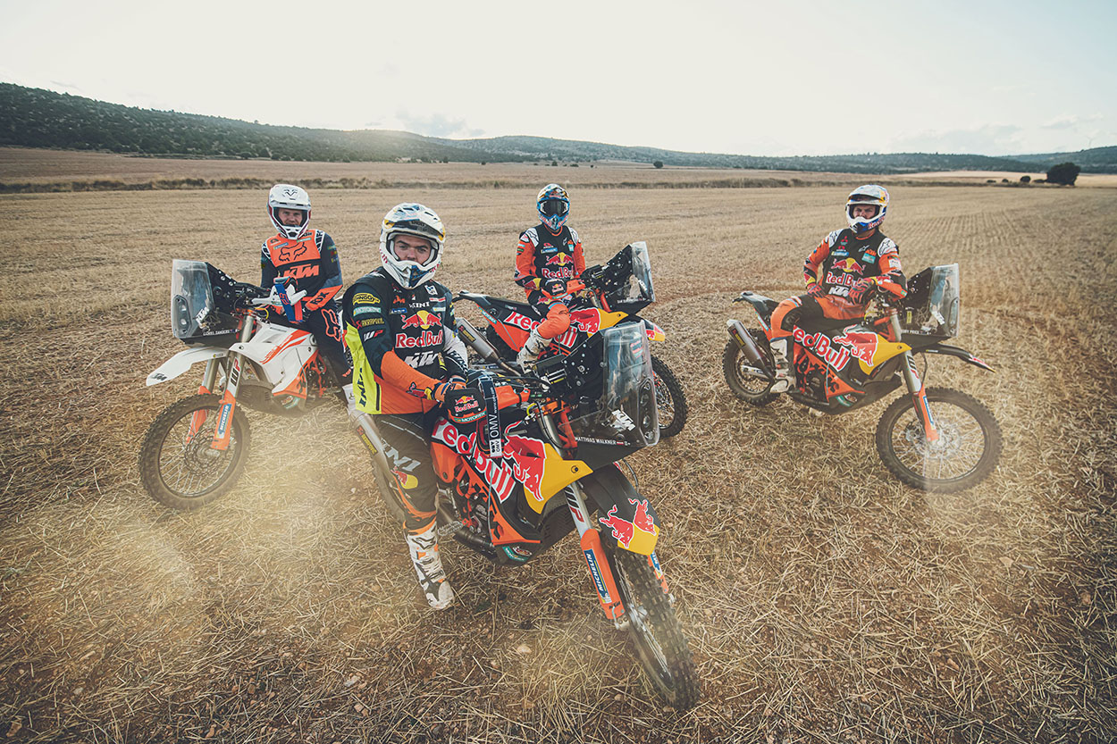 Red Bull KTM Factory Racing 2020