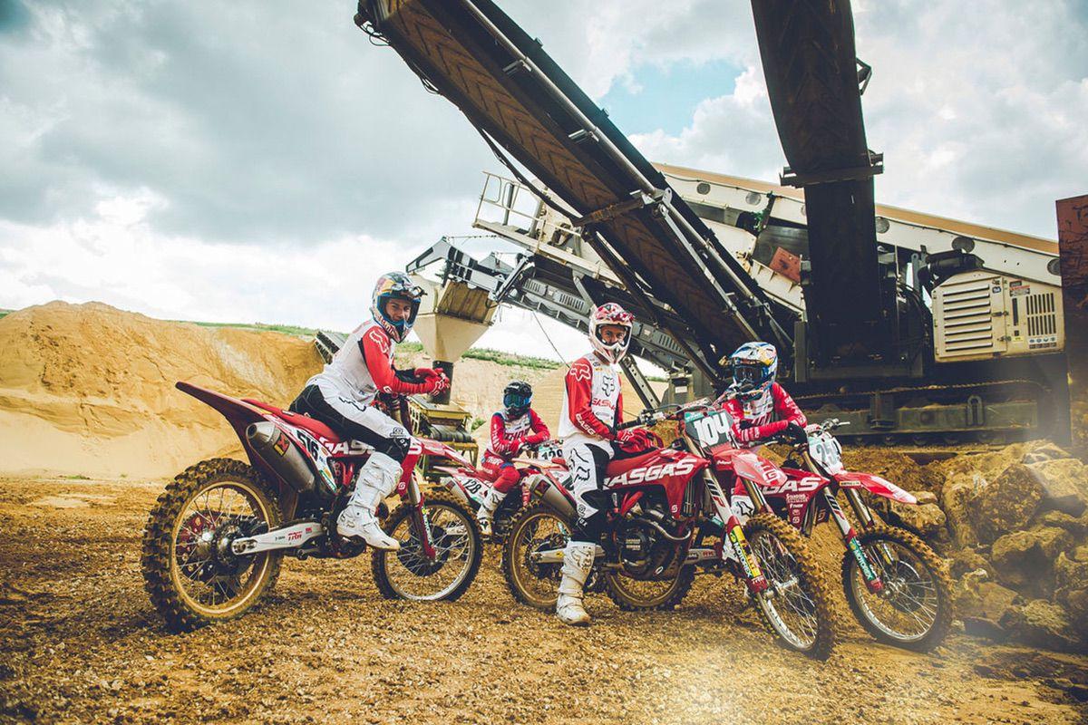 GasGas Factory Racing 2020