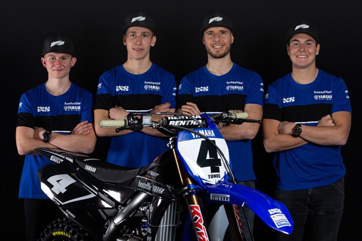 hostettler Yamaha Racing 2021