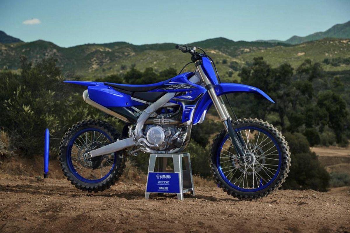 Yamaha YZ 2021