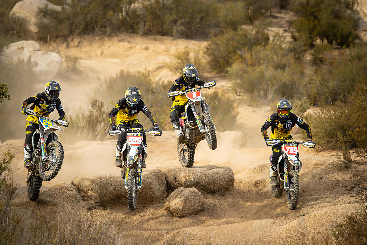 Rockstar Energy Husqvarna Factory Racing  2019