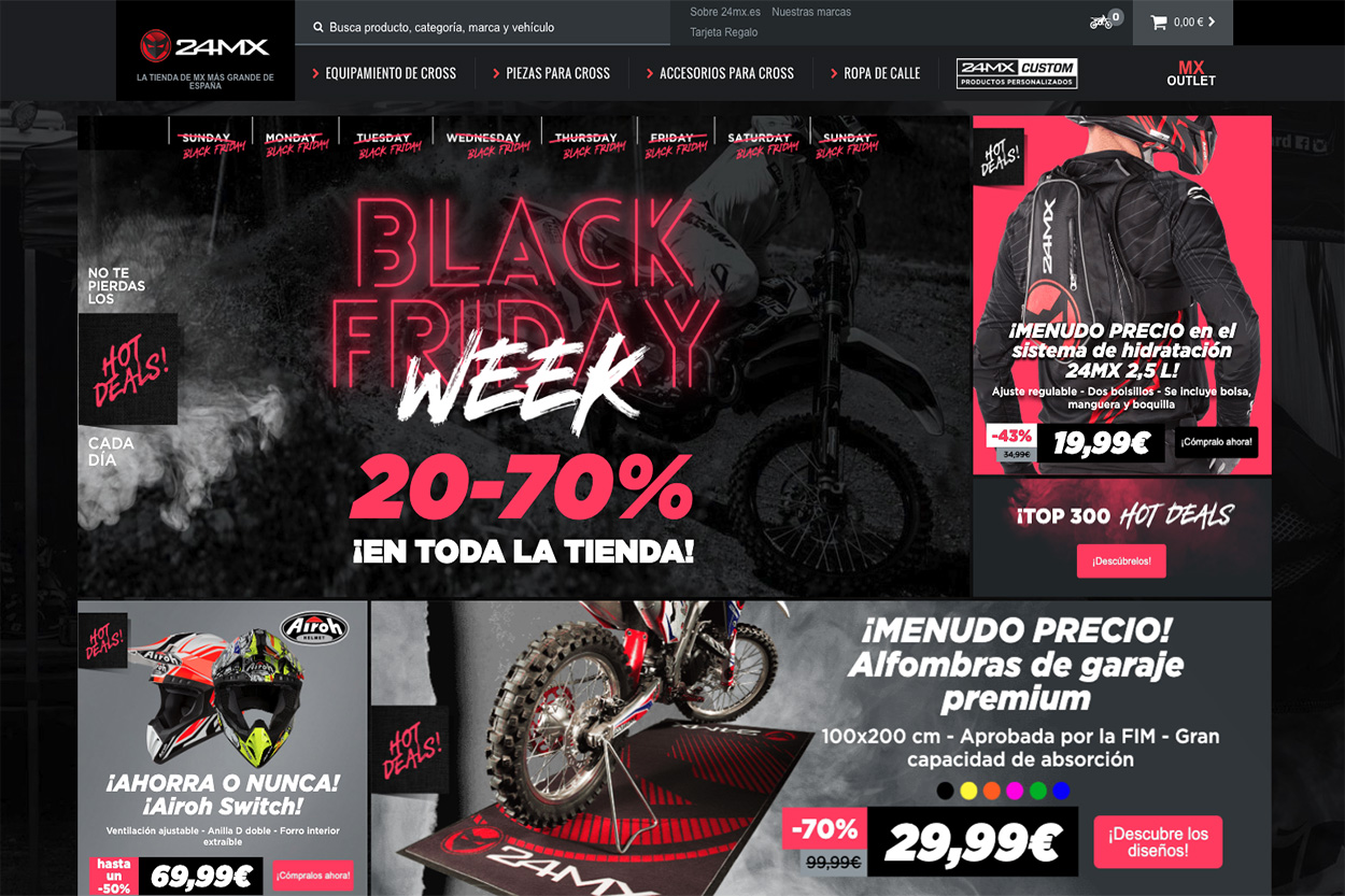 24MX Black Week