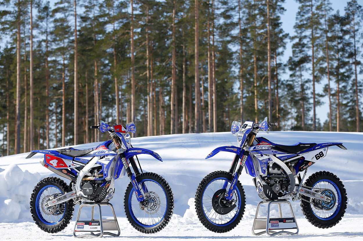 Outsiders Yamaha