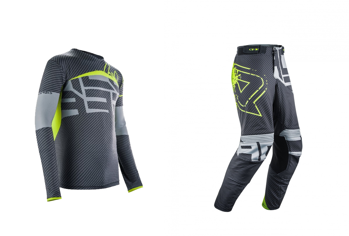 traje off road acerbis