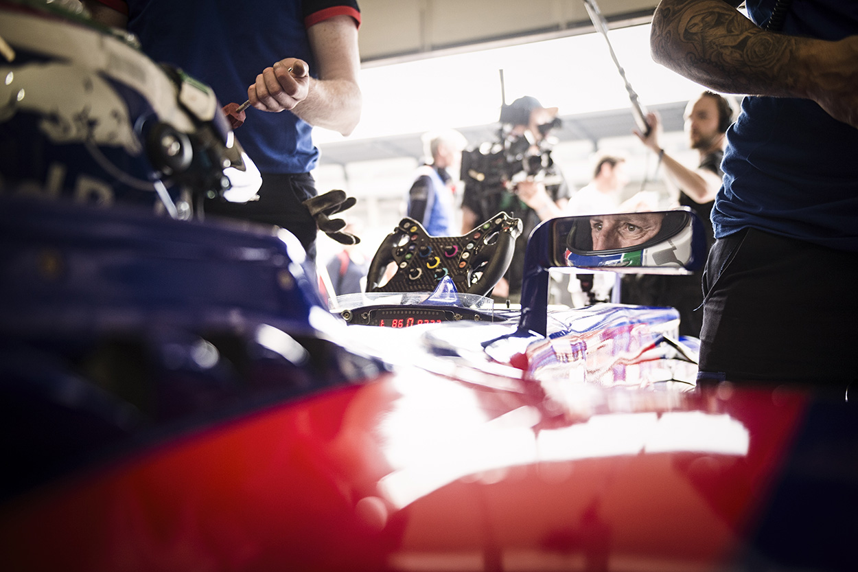 Antonio Cairoli en un F1