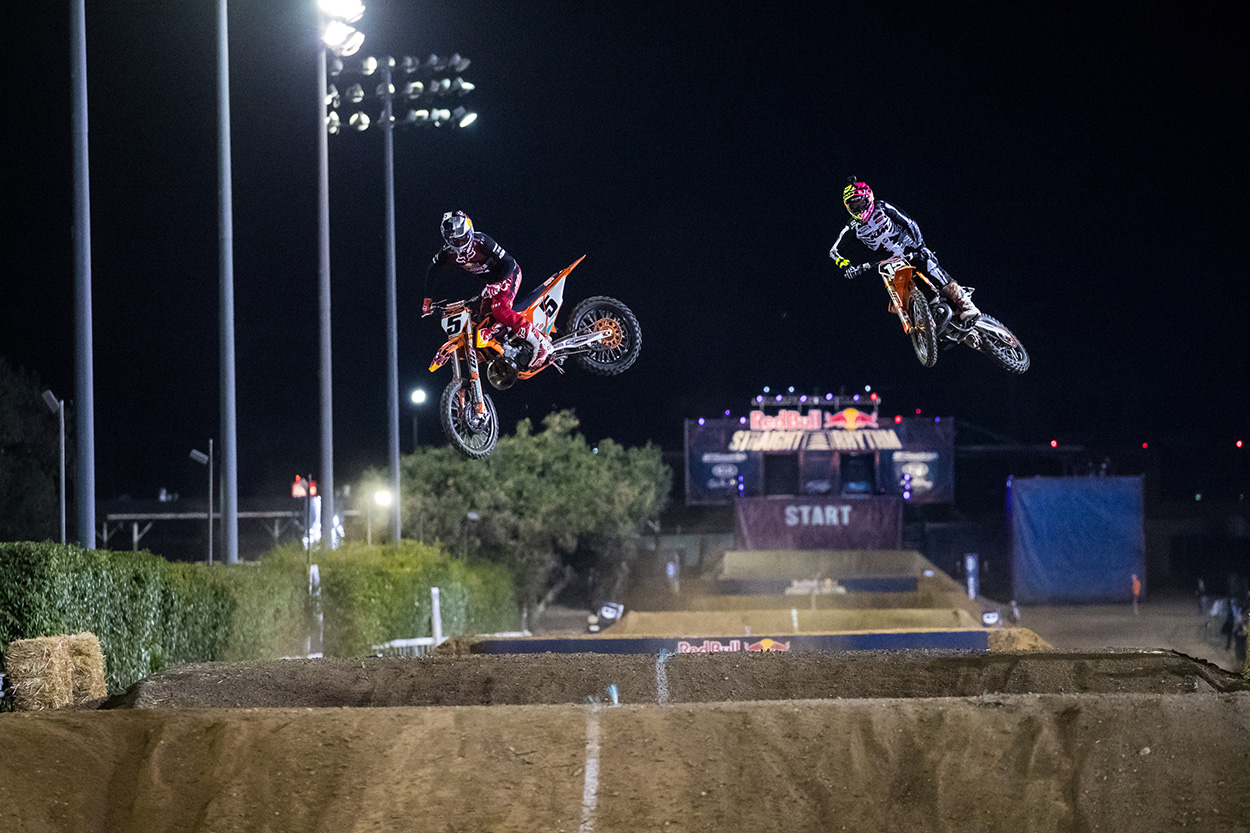 Shane McElrath vs Ryan Dungey