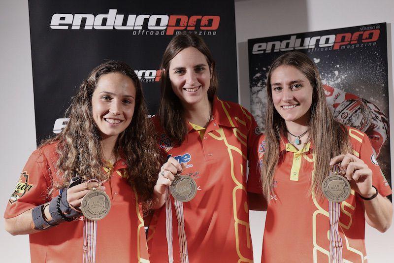 Equipo femenino  ISDE