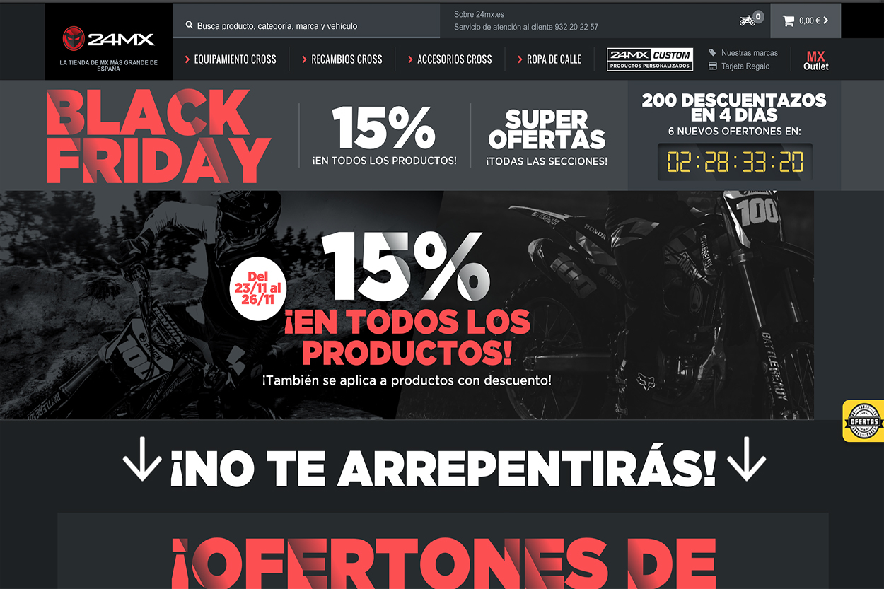 24MX Black Friday