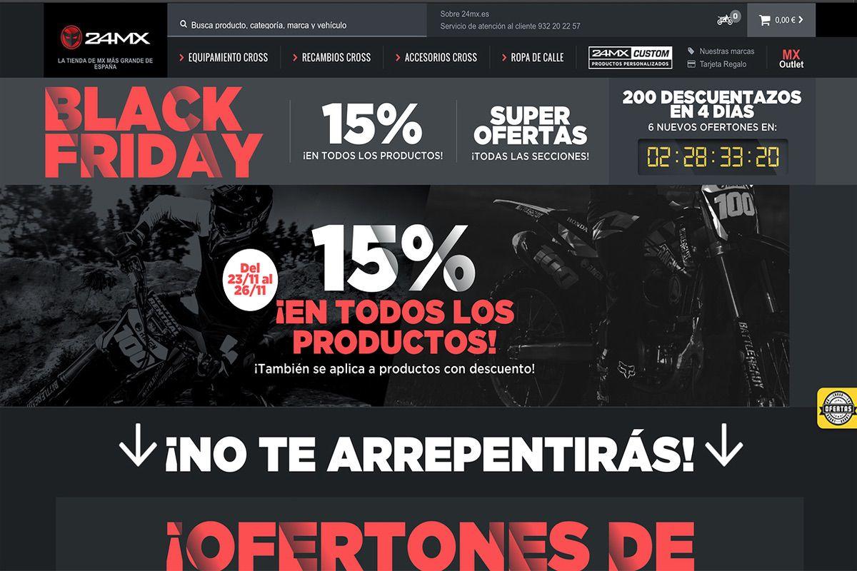24MX Black Friday