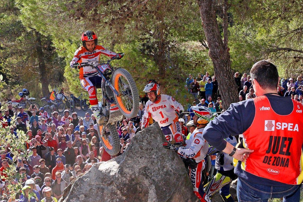Calendario Campeonato España Trial 2018