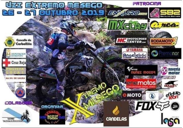 Cartel Extremo Mesego 2019