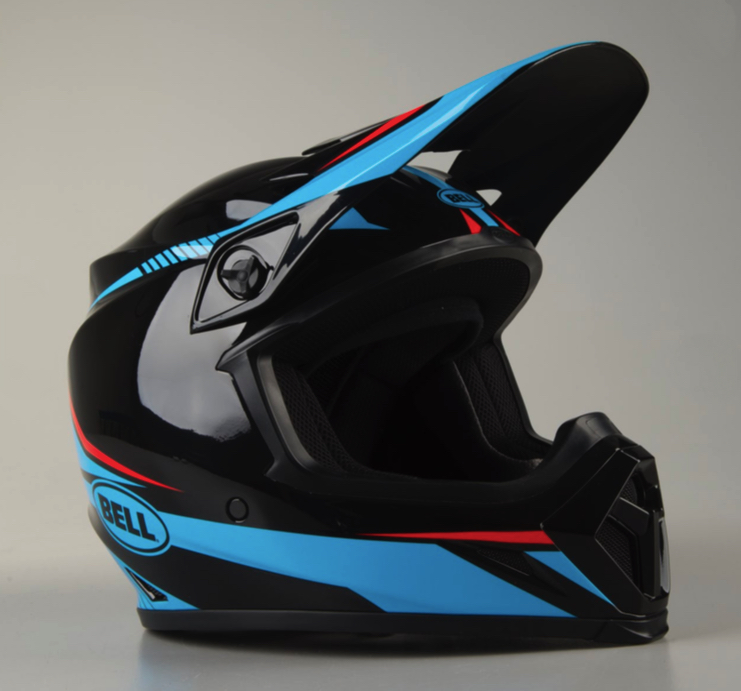 Casco MX9