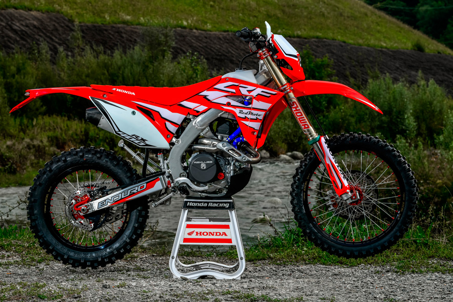 Honda CRF RX Europe