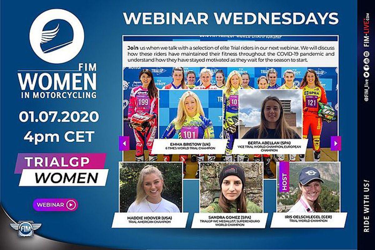 Webinar TrialGP Women