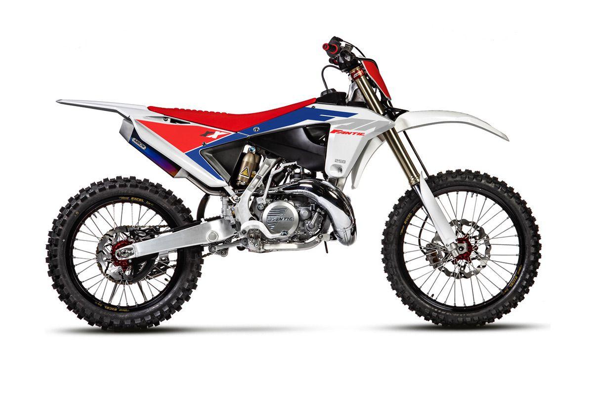 Fantic XX 250 2020