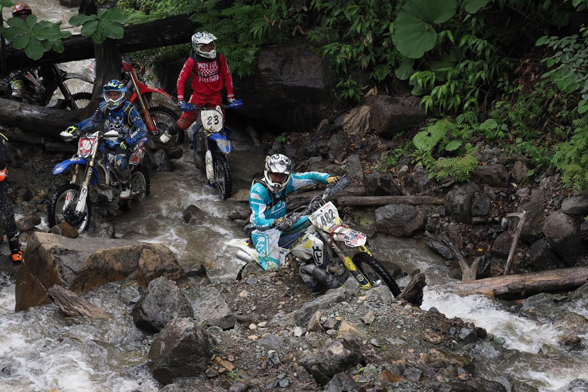 Hidaka Rocks Extreme Enduro 2019