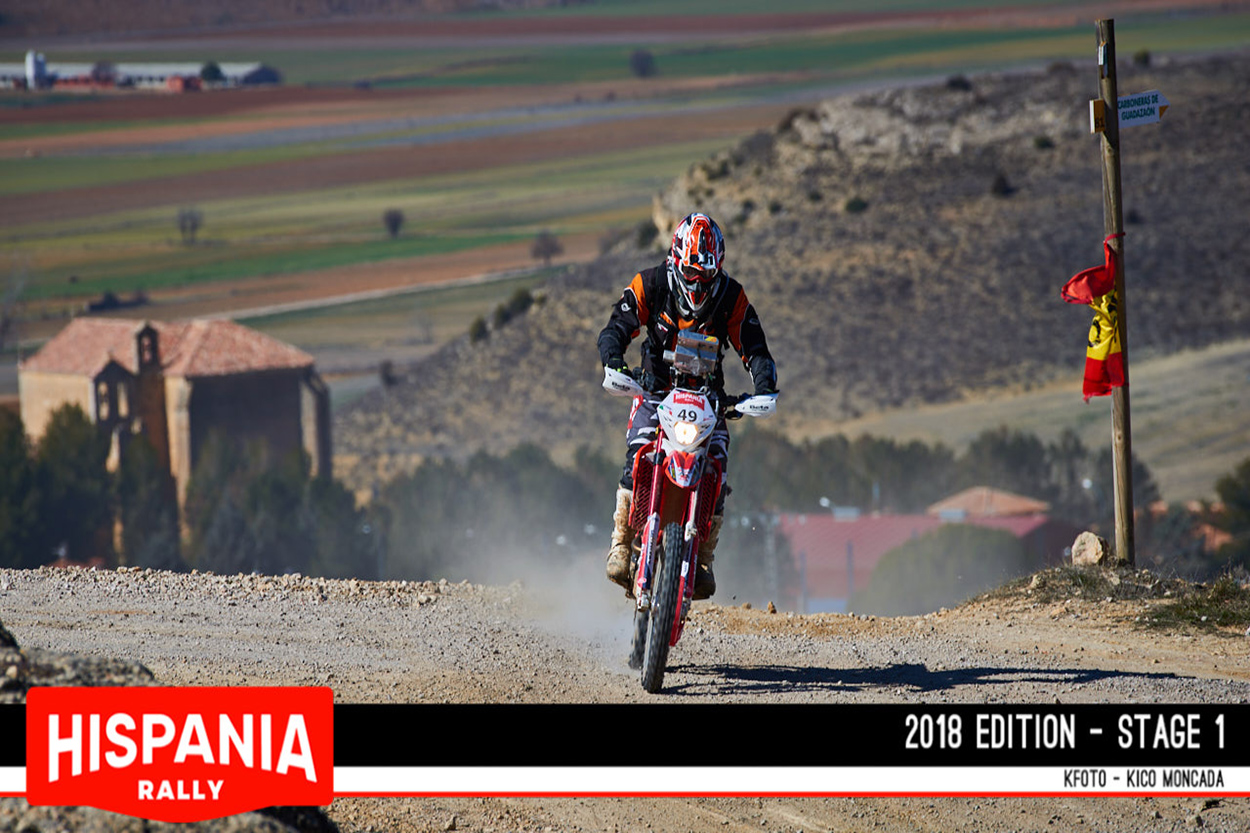 Hispania Rally 2018