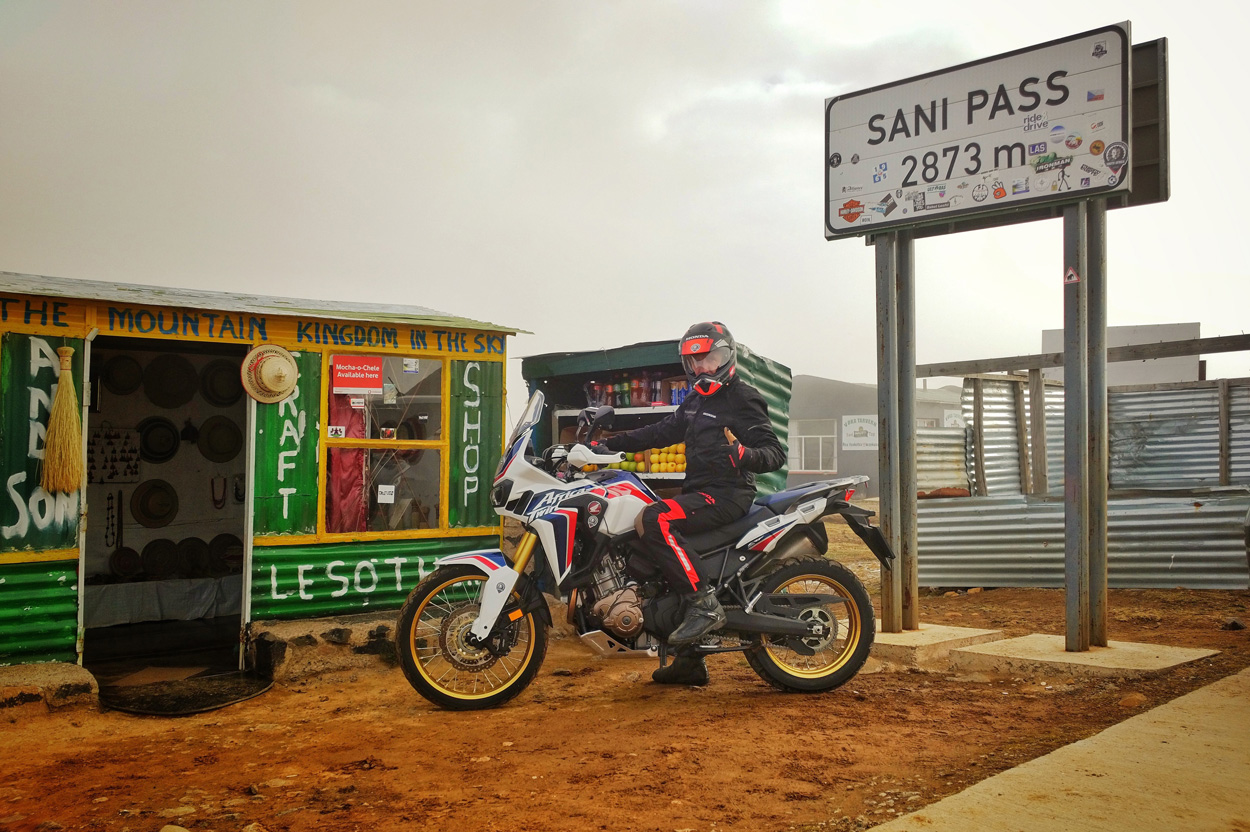 Honda Adventure Roads 2019: Sudáfrica