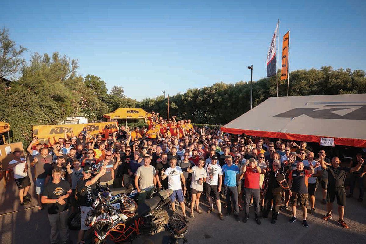 KTM Adventure Rally 2018