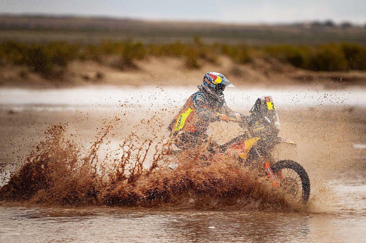 Matthias Walkner etapa 10 Dakar rally 2018