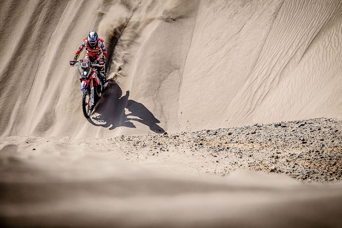 Recorrido y etapas Dakar 2019