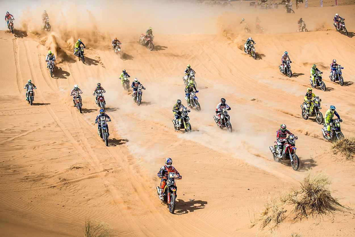Rally Merzouga 2018